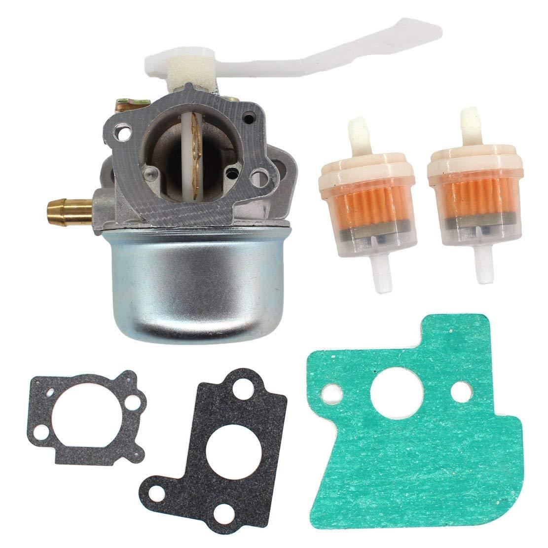 USPEEDA Carburetor for Briggs & Stratton 694203 690152 Small Engine Motor 121602 122602 121607 121612