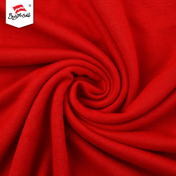 Fast delivery different kinds of elegant polyester spandex shirt knitted fabric supplier for men