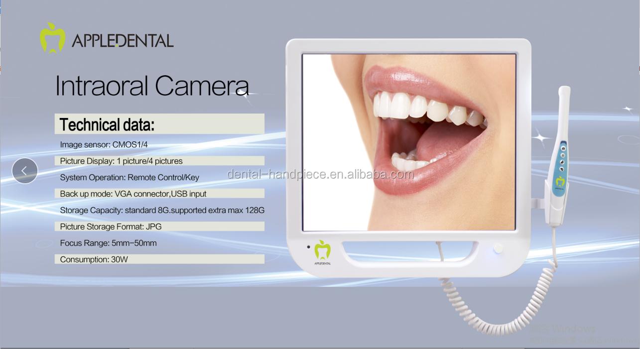 Appledental Wired dentist camera Intraoral (USB+VGA)