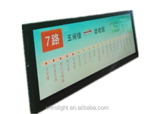 "42 ""ultra wide <span class=keywords><strong>LCD</strong></span> barra alargada <span class=keywords><strong>lcd</strong></span> panel"