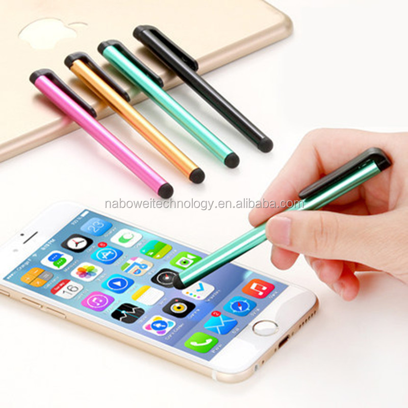 2018 Universal Metal Cheap Promo Stylus Touch Pen S Pen for ipad Phone/ iPhone Samsung/ Tablet