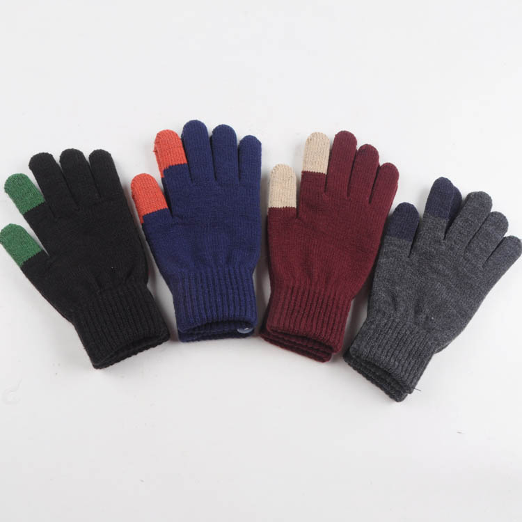 TOROS Wholesale For Promotional Knitting Winter Magic Glove cheap