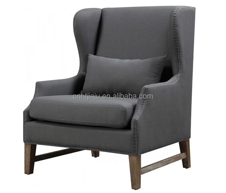 hochwertigem holz sessel hohe r ckenlehne wohnzimmer stuhl besprechungsleiter holzst hle produkt. Black Bedroom Furniture Sets. Home Design Ideas