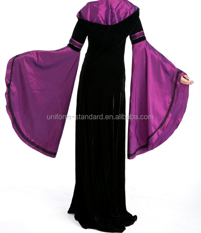 iGift Women Fancy Dress Reenactment Attire Cosplay Costume For Party