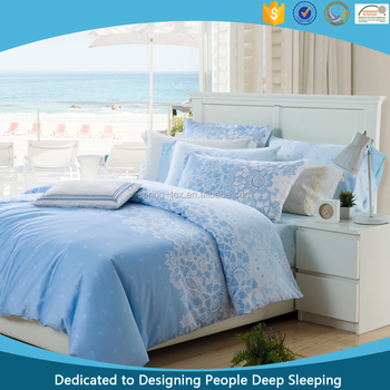 Deep Sleep Series 100% 60u0027S Egyptian Cotton Bedding Set From China  Manufacturer