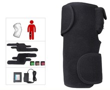 New Far Infrared Flexible Heated Running Knee Pads