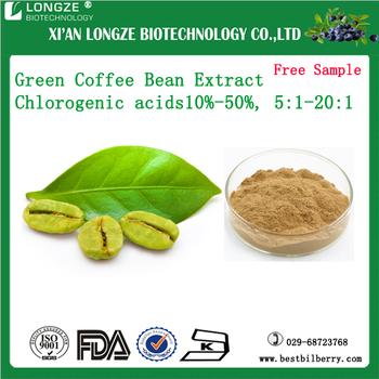 Pure Coffea Arabica L. Extract Bulk Hydrochloric Acid Free Sample ...