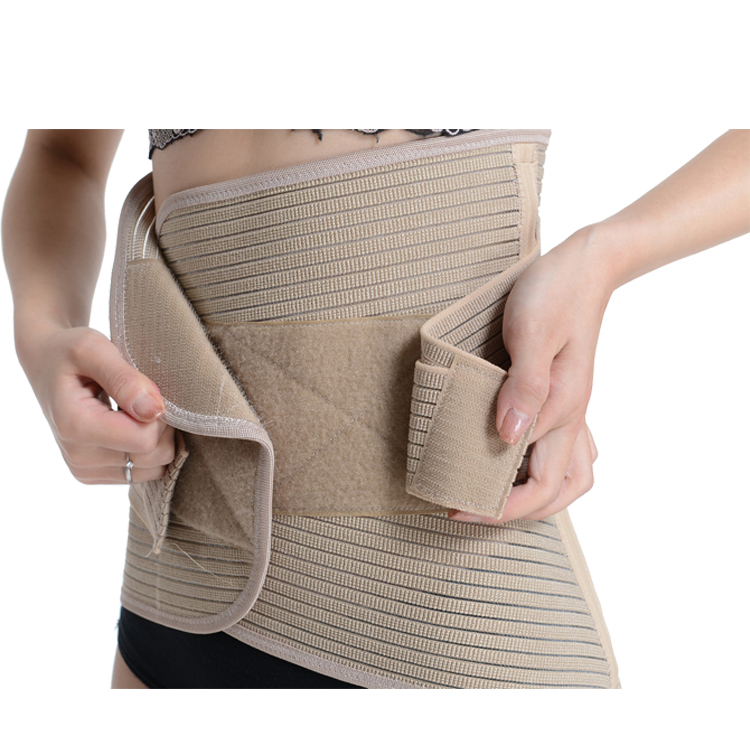 Medical back brace to provide stability and support for lumbar spine
