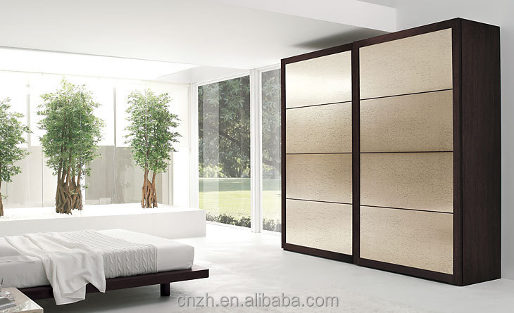 Slaapkamer kast houten kast, kasten multiplex muur almirah ontwerpen kasten product ID