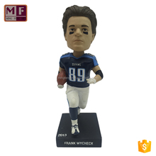 Newest Promotional Custom Resin NFL Players Bobbleheads