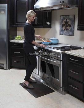 Anti Fatigue Comfortable Flexible Pu Integral-skin Foam Office Kitchen  Floor Mat - Buy Kitchen Floor Mat,Flexible Kitchen Floor Mat,Anti Fatigue  ...