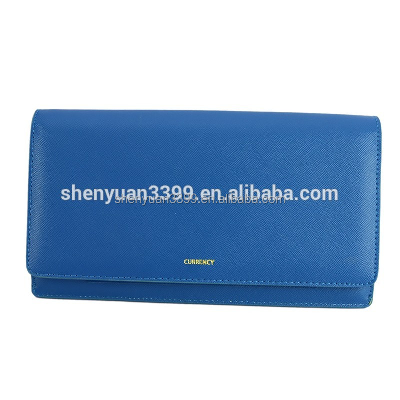 Hot sellng women wallet fashion leather products high capacity purse wallet direct factory in china
