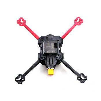 Hmf F250 Lightweight Folding Mini 4 Axle Quadcopter Frame Kit - Buy ...
