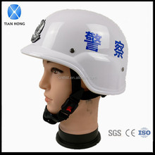 White M88 Anti Riot Helmet For Services