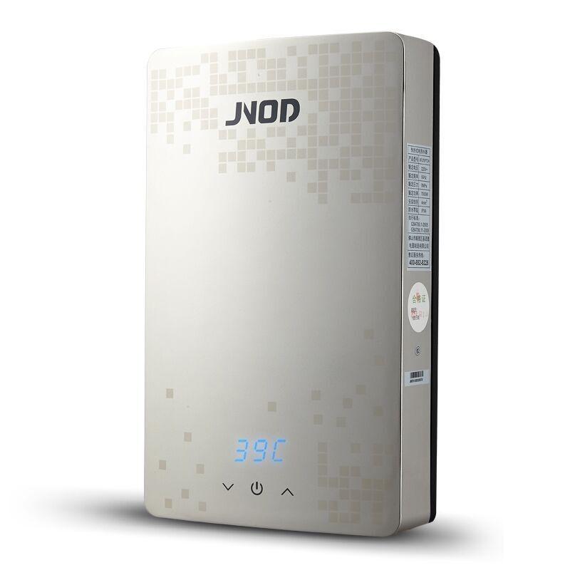 JNOD 7.5kW 벽 장착 1.55 GPM 유도 인스턴트 tankless 온수기 전기