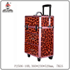 professional rolling nail train beauty trolley case