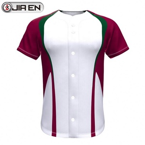 Men best latest baseball jersey design jersey baseball classic