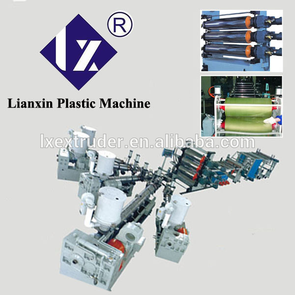 PC Sheet Production Line Extrusion Making Machine