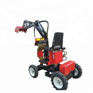 Construction Machine Heavy Equipment Mini Excavator