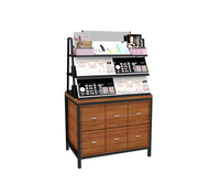 Wholesale Cosmetic showcase/ Skin Care Products Display Shelf/ Cosmetic Display Counter