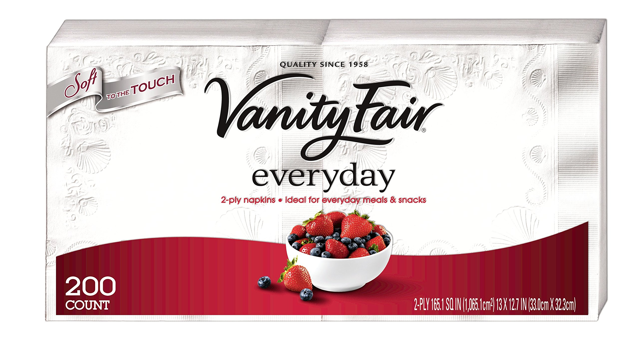 Vanity fair paper products