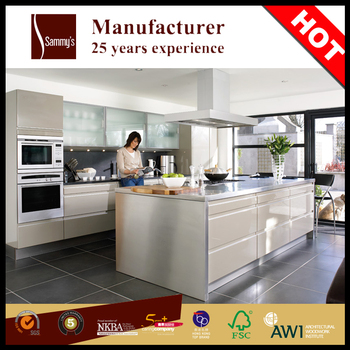 Factory Wholesale Modern Kitchen Cabinet Aluminum Handle