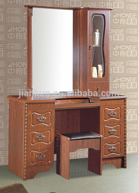 en bois fonctionnelle commodes mod le coiffeuse commode id de produit 60026658589. Black Bedroom Furniture Sets. Home Design Ideas