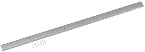 M-D Building Products 11056 Premium Aluminum Flat Top Threshold, 1-3/4-by-36 Inches, Aluminum