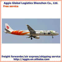 Cheapest professional Air Freight round bed prices Air freight logistics