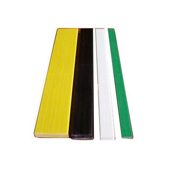 Fibra de vidrio pultrusionados tiras flexible de fibra - Barras de fibra de vidrio ...