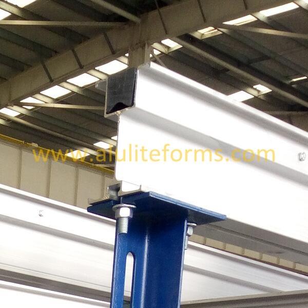 Alu Clamp Shoring Prop : Alulite forms aluma beam buy aluminium