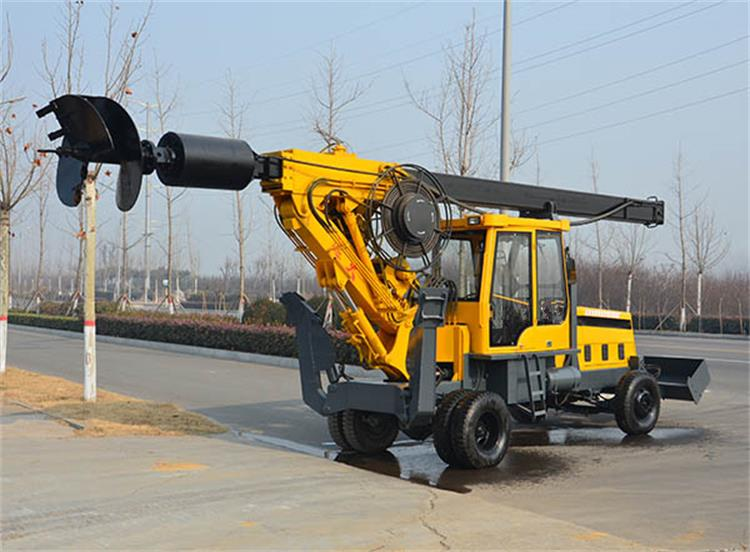 Good quality Rotary Pile Drilling Rig For Sale
