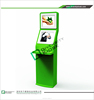 blood pressure health kiosk body composition analyzer scale kiosk