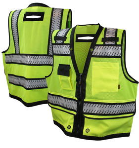 Class 2 Heavy-Duty Surveyor's Safety Vest For Sell