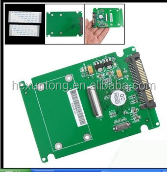 ZIF / CE 1.8 Inch HDD To SATA 22 Pin Male Serial-ATA Adapter BIG PCB BOARD