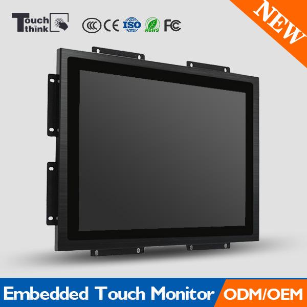 1920x1080 21.5 pulgadas de pantalla táctil incrustado panel de montaje del monitor LCD Fabricantes de fabricación, proveedores, exportadores, mayoristas