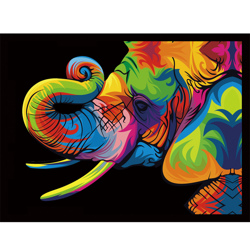 Diamond painting Elephant Home Decoration Crafts Fashion Wall <strong>Art</strong>