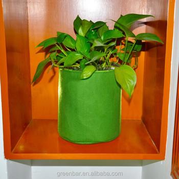 office pot plants. office table potted plants waterproof felt fabric pot a
