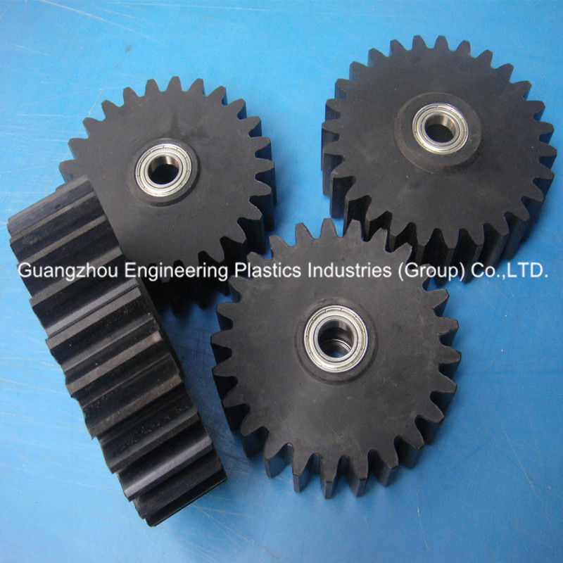 Wholesale custom made plastic products tooth gear wheels nylon injection gear for toy