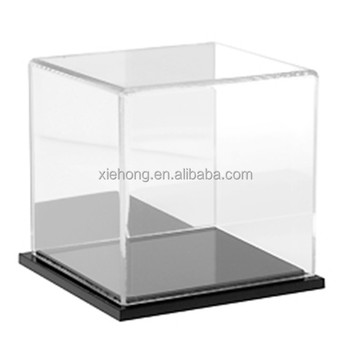 New Style Clear Acrylic Jewelry Display Case Acrylic Box Display