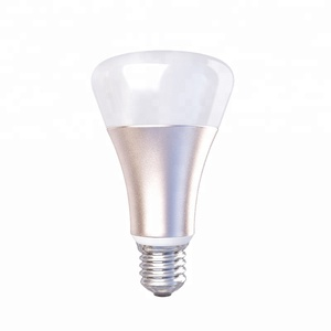 5W RGB WIFI Wireless Light Bulb E26 E27 Compatible with Amazon Alexa and the Google assistant