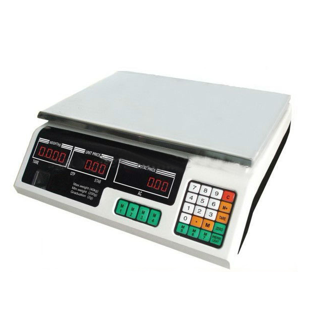 TS-816 40KG Yongkang Hot Selling Digital Fruit And Vegetable Scale