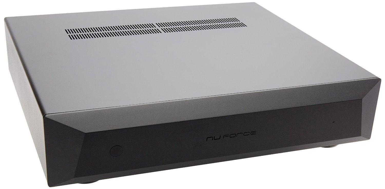NuForce - MCA-20 High-End Multi-Channel Amplifier - Black