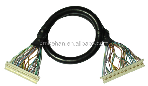 Oem Odm Lvds To Hdmi Cable Lvds Cable For Tv 40pins Lvds