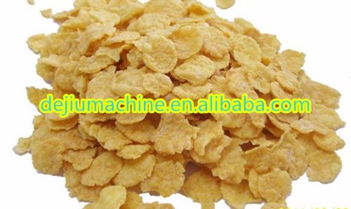 2016 Hot selling Crispy Corn Flakes/Breakfast Cereals Production Line