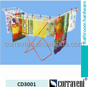 home racks 18m foldable clothes drying rack cloth dryer with wings CD3001