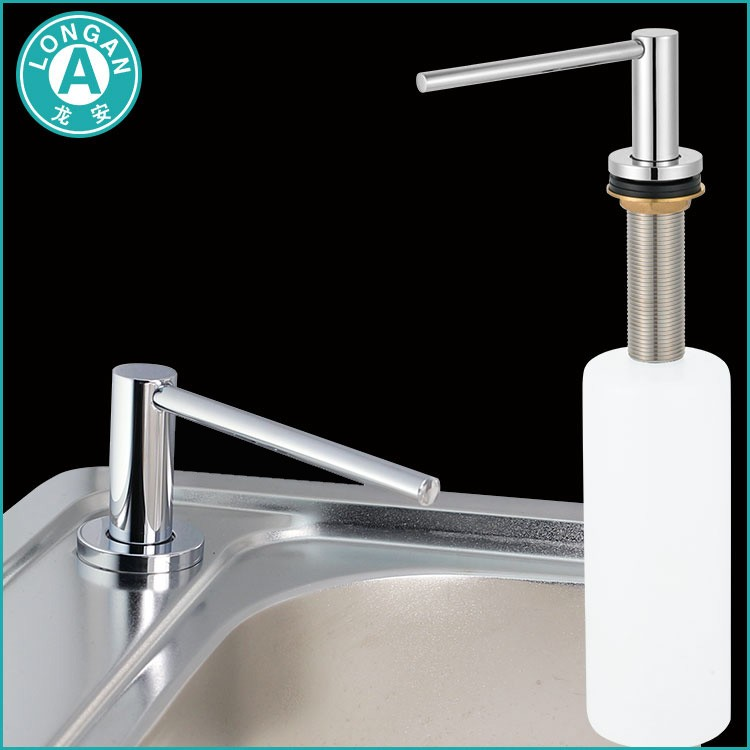 Liquid Soap Dispenser For Kitchen & Bathroom - Buy Soap Dispenser ...