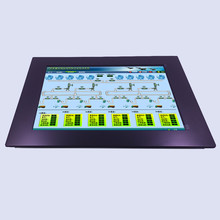 Xingtac TPC-8150e industrie grade 15 zoll dual core J1800 8 * USB call-touch smart touch screen tablet pc
