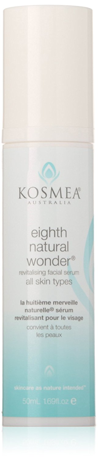 Kosmea Eighth Natural Wonder Facial Serum – Best Anti Aging Serum For The Face & Skin – Contains Myoxinol Derived From Hibiscus Seed & Certified Organic Rosehip Oil & More 1.69fl oz