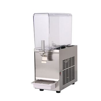 Dubbele Hoofd 10L Capaciteit Rvs Sap Dispenser Buffet Catering Bier Dispenser Hotel Bar Alcohol Dispenser